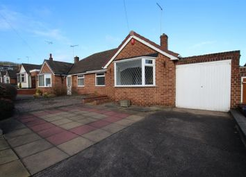 Thumbnail 2 bed semi-detached bungalow for sale in Ashford Road, Burton-On-Trent