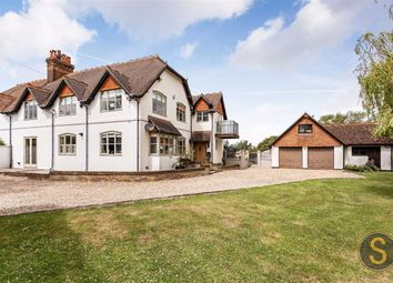 Puttenham, Tring HP23. 6 bed semi-detached house