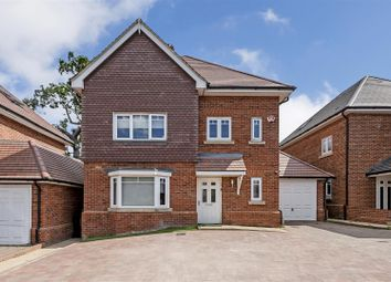 Thumbnail 4 bed property for sale in Woodcote Close, Bushey