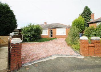 Thumbnail 2 bed semi-detached bungalow for sale in Beech Avenue, Worsley, Manchester