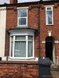 Thumbnail 4 bedroom property to rent in Beevor Street, Lincoln