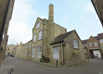 Thumbnail 3 bedroom flat for sale in Chandlers Wharf, St. Neots