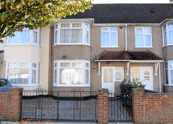 Thumbnail 3 bed terraced house to rent in Fairfield Road, Southall