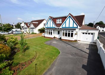 Thumbnail 4 bedroom detached house for sale in Sandy Lodge, Edward Road, Clevedon