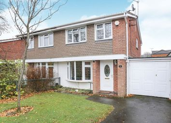 Thumbnail 3 bed semi-detached house for sale in Cornovian Close, Wolverhampton