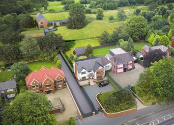 Thumbnail 5 bed detached house for sale in Leigh Road, Worsley