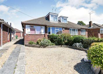 Blackbrook Road, Fareham PO15. 2 bed semi-detached bungalow