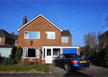 Thumbnail 4 bed detached house for sale in Hollybank, Warrington