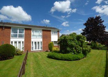 Thumbnail 2 bed flat for sale in Longdyke Drive, Carlisle, Cumbria