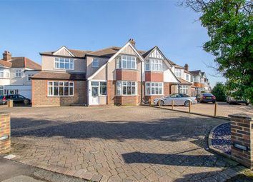 Thumbnail 5 bed semi-detached house for sale in Ruskin Drive, Worcester Park, Surrey
