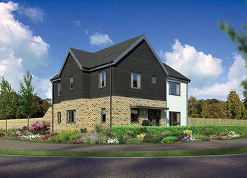 "Thumbnail 4 bed detached house for sale in ""Windsor"" at Kingswells, Aberdeen"