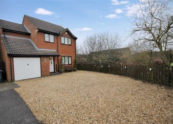 Thumbnail 4 bed detached house for sale in Harptree Close, Nine Elms, Swindon