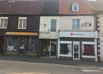 Thumbnail Retail premises for sale in 18 Market Place, Barton-Upon-Humber