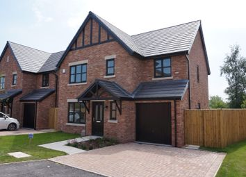 Thumbnail 4 bed detached house for sale in Heath Lodge Close, Knutsford