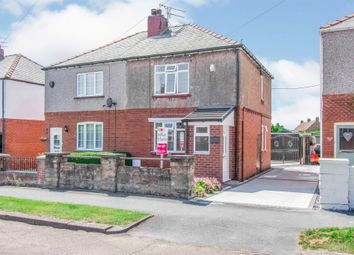 Thumbnail 3 bed semi-detached house for sale in Sandymount, Harworth, Doncaster