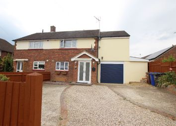 Thumbnail 3 bed semi-detached house for sale in North Avenue, Haverhill