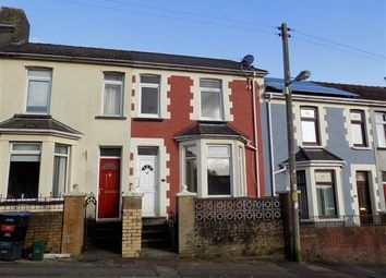 Thumbnail 2 bed terraced house to rent in Marlborough Road, Six Bells, Abertillery.