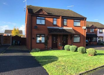 Thumbnail 2 bed semi-detached house for sale in Medway Road, Worcester