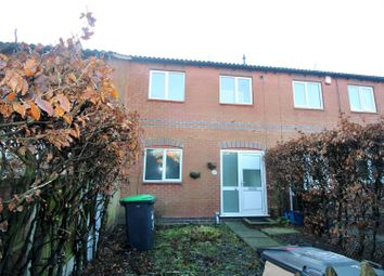 Thumbnail 3 bed town house for sale in Bramley Court, Sutton-In-Ashfield