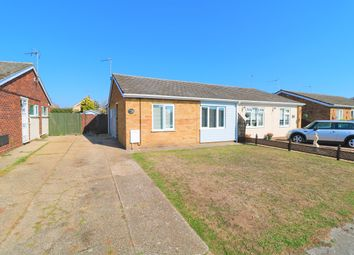 Thumbnail 2 bed semi-detached bungalow for sale in Cinque Port Road, Brightlingsea, Colchester