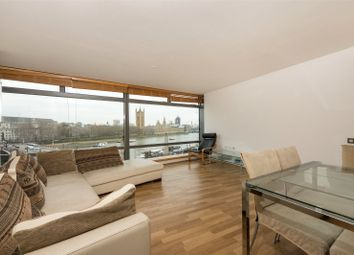 Thumbnail 3 bed flat to rent in Parliament View, 1 Albert Embankment, London