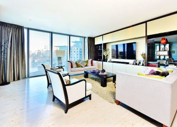 Thumbnail 3 bed flat for sale in The Tower, One St George Wharf, Nine Elms