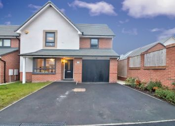 Thumbnail 4 bed detached house for sale in Derwent Chase, Waverley, Rotherham