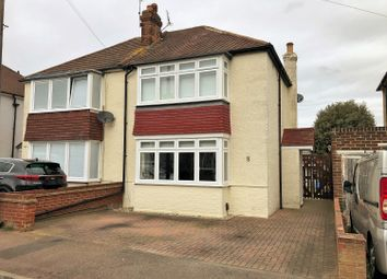 Thumbnail 2 bed semi-detached house for sale in Blaker Avenue, Rochester