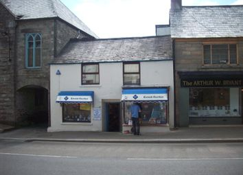 Thumbnail Terraced house for sale in Market Place, Camelford