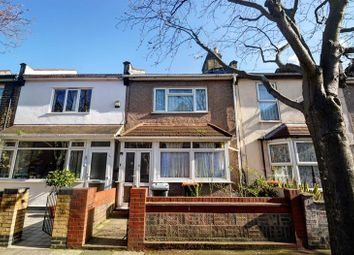 Thumbnail 3 bed terraced house to rent in Credon Road, London