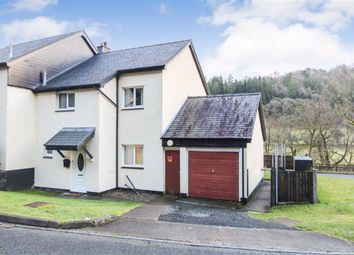 Llanwddyn, Oswestry SY10. 3 bed semi-detached house for sale