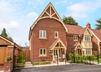 Thumbnail 2 bed semi-detached house for sale in Coppice Hill, Bishops Waltham, Southampton, Hampshire