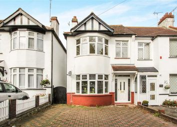 Thumbnail 3 bed end terrace house to rent in Rochester Drive, Westcliff On Sea, Essex