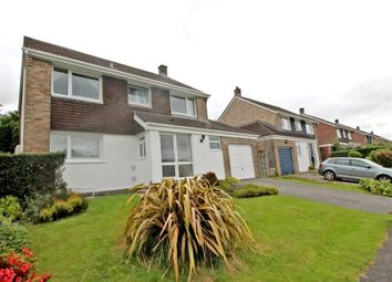 Thumbnail 4 bed detached house for sale in Chepstow Avenue, Plymouth
