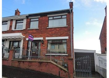 Thumbnail 3 bedroom semi-detached house for sale in Woodvale Avenue, Belfast