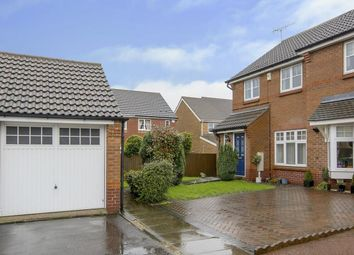 3 bed end terrace house for sale in Versailles Gardens, Hucknall, Nottinghamshire NG15