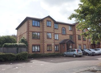 Thumbnail 1 bed flat for sale in Kinnaird Close, Slough