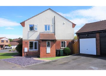 Thumbnail 2 bed semi-detached house for sale in Trinity Road, Stourbridge