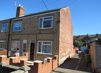 Thumbnail 2 bed semi-detached house to rent in Cromford Street, Gainsborough