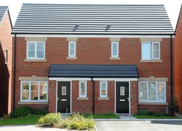 "Thumbnail 3 bed end terrace house for sale in ""The Hanchurch"" at Lightfoot Green Lane, Lightfoot Green, Preston"