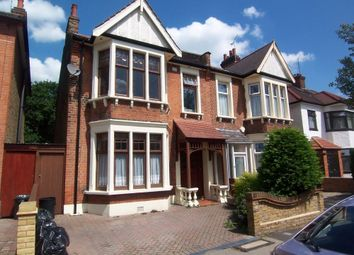 Thumbnail 4 bed semi-detached house to rent in Woodlands Avenue, Wanstead, London