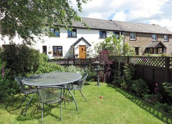 Thumbnail 4 bedroom cottage for sale in Broadwoodkelly, Winkleigh