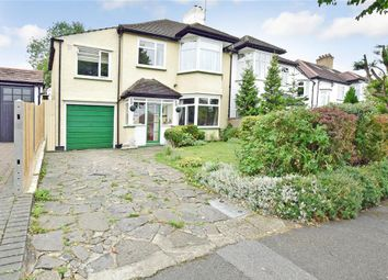 Thumbnail 4 bed semi-detached house for sale in Heathdene Road, Wallington, Surrey