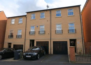Thumbnail 3 bed town house for sale in New Village Way, Churwell, Leeds