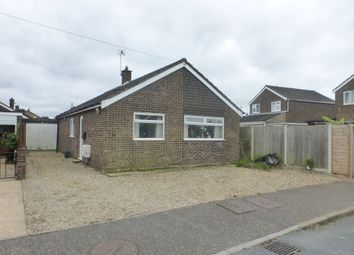 Thumbnail 3 bedroom detached bungalow for sale in Kiln Close, Old Catton, Norwich