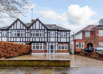 Sherington Avenue, Hatch End, Middlesex HA5. 4 bed semi-detached house