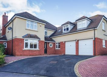 Thumbnail 5 bed detached house for sale in Portal Close, Chippenham