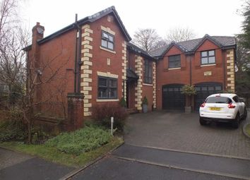 Thumbnail 6 bed detached house for sale in Woodend Drive, Stalybridge