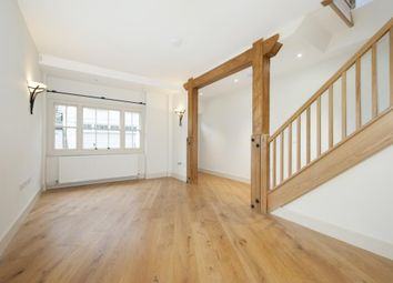 Thumbnail 3 bed mews house to rent in Devonshire Mews West, Marylebone, London