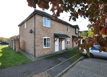 Thumbnail 2 bed end terrace house for sale in Basham Street, Roydon, Diss
